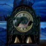The Squirting clock by AFANTINI