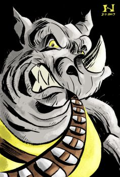 Rocksteady by IanJMiller