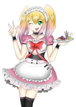 Maid Sakura ~ Cosplay Cafe picture