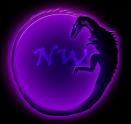 New World Logo by LucyKaedae