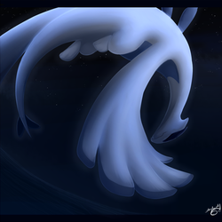 Lugia by Zilla-Hearted