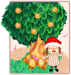 Animal Crossing : Pocket Camp - Orange Harvest by Pockaru