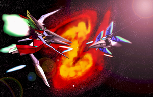 Playtime is over Star Fox by GrimKage7