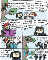 The Witcher 2, doodles 8 by Ayej