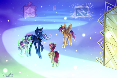 MLP - Dreamland by WingsterWin