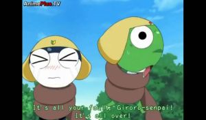 Tamama x Keroro 183 by tackytuesday