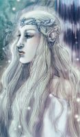 Galadriel by black3