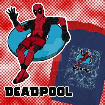 Dead Pool - WeLoveFine Contest Entry by e-Berry