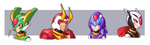 Rockman Zero Guardians by Tomycase