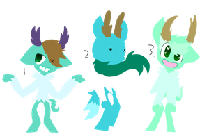 Breedable Adopts 2 (OPEN) by MashyLOL