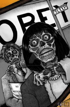 THEY LIVE by Jason-Lenox