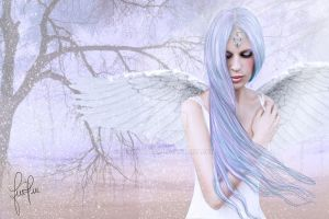 Protector Angel by fernandda