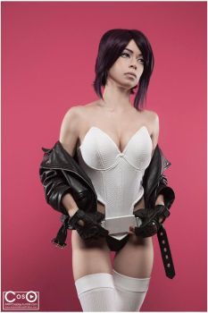Major Kusanagi - Ghost in the Shell by gstqfashions