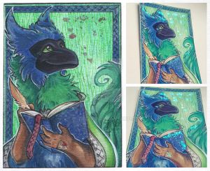 ACEO for Sysirauta