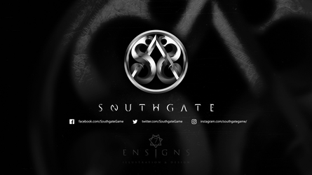 Southgate - E-Sport Visuals by Cihanberk