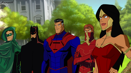 Justice League 3000 by Ammar69