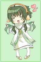 Chibi Ion - Tales of The Abyss by MireilleChan