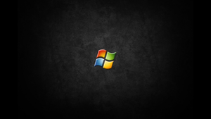 Black Windows 7 Wallpaper by JaidynM