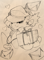 A package for you by RainbowScreenCS