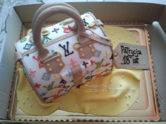 Purse Cake by NicolasDominique