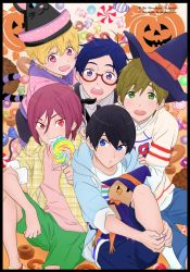 Free!kids Halloween: Treat by La-cruciatus