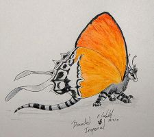 Dracoxylides tharis by chaosia
