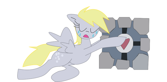 Derpy Hooves CCube [Portal by gbazsa