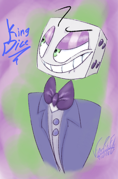 King Dice by ViperPitsFilly