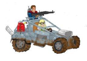 Marauder Buggy by Tattoos80