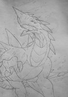 Dragon .... (?) by Raendric