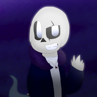 Ghoster Sans (UnderSpirit) by cjc728