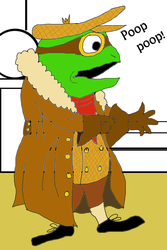 Toad of Toad Hall by MonkeyDan1