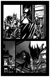 Batman: Arkham Origins Week 6 Page 105 A by druje