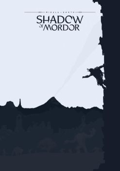 Middle Earth : Shadow of Mordor by lewisdowsett