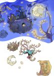 Bullets concepts items critters and the maaaap by BubbleDriver