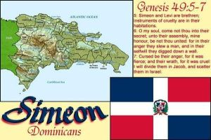 Tribe of Simeon so called Dominicans by 12TribesOfIsrael