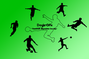 Football Brush Pack by DoyIe-Gfx