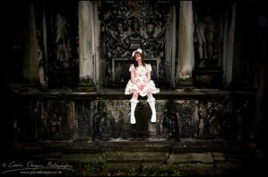 In The Graveyard by gdphotography
