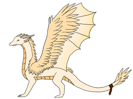 My Dragon Form by Longing-to-Belong