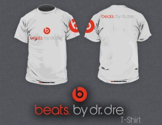 Beats by dr. Dre T-Shirt by niels97oet
