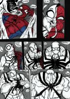 50 K Special: 3 Suits of Spidey (White) Pg 2 by Sent1n3l