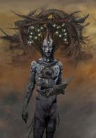 GHOSTS OF THE NECRONOMICON by Sallow
