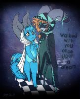 I Walked With You Once Upon a Dream by Serge-Stiles