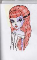 Operetta - victorian version. by MadeleineTheMermaid
