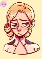 Glynda Emote by Kagatermie