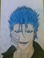 Grimmjow Jeagerjaquez by Akatsuki-Annabell