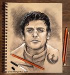 Poe Dameron by hever
