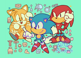 Sonic Mania is the best by faziglota