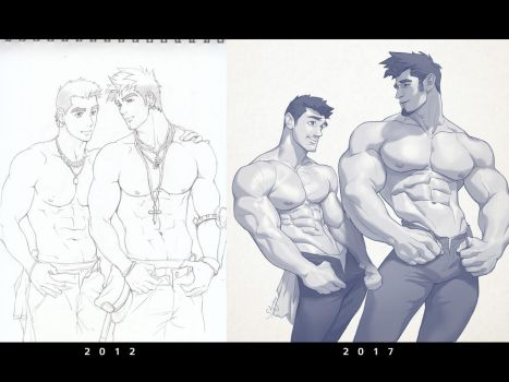 Hunk of the week #44 by silverjow