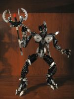 Bionicle Custom: Roodaka by AleximusPrime